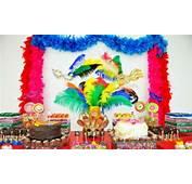 Decora&231&227o E Projetos De Festa Com Tema Carnaval