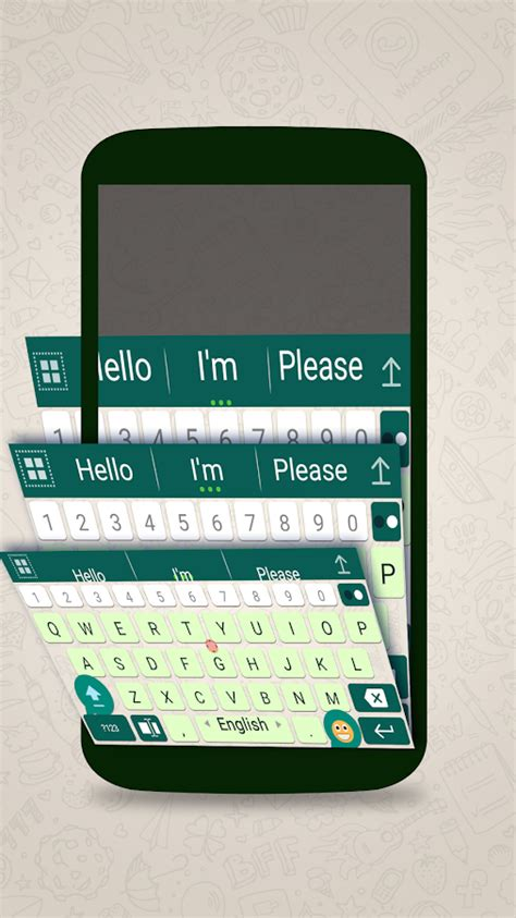 whatsapp keyboard themes ai keyboard theme for whatsapp android apps on google play