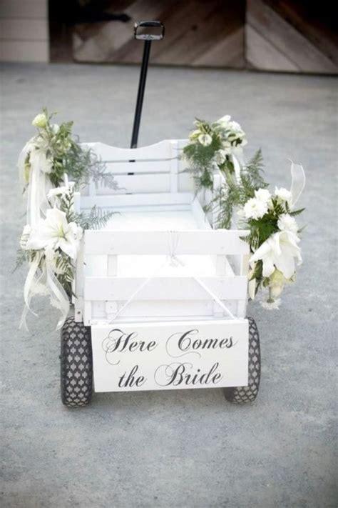 17 Best ideas about Wedding Wagons on Pinterest   Flower