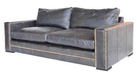 four carnegie sofa four carnegie patrizia 87 quot sofa in black vintage