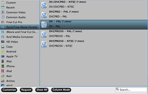 format video quicktime video converting editing tips convert mts and m2ts