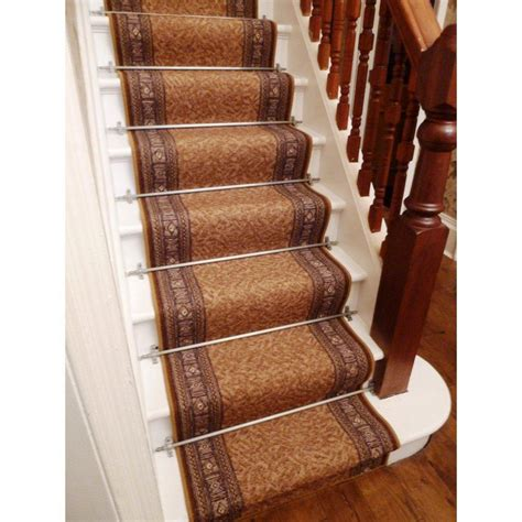 cheap carpet stair treads design idea  decor