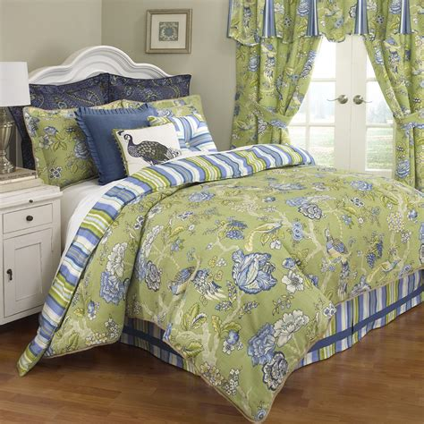 waverly bedding sets waverly casablanca bedding collection king size comforter