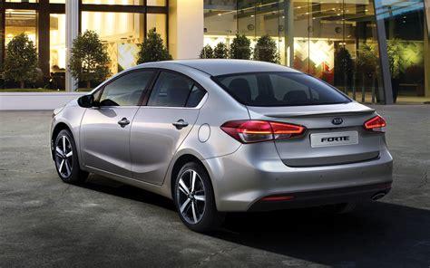 Kia Ta The Kia Forte Sedan 2018 It Will Release A More Efficient
