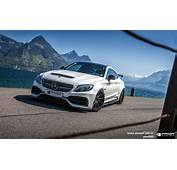 Official Prior Design Mercedes Benz C Class Coupe