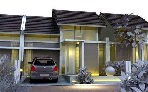 desain bagian depan rumah minimalis gambar rumah minimalis bagian depan