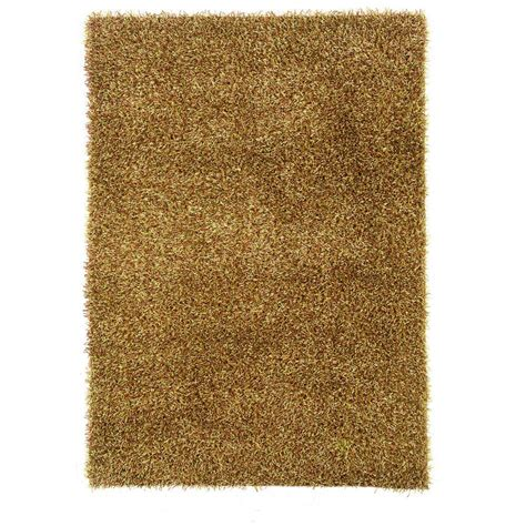 Green And Brown Area Rug by Linon Home Decor Confetti Grass Green And Brown 5 Ft X 7