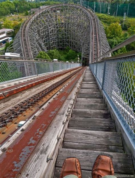 abandoned amusement park abandoned amusement park in japan 52 pics