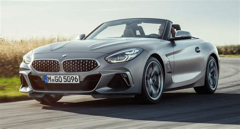 2019 Bmw Z4 by Bmw Unveils 2019 Z4 Sdrive20i Sdrive30i And 2020 M40i