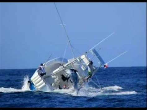 fishing show boat accident fishing accident in panama youtube