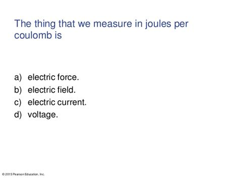 capacitor measured in joules 22 clicker questions
