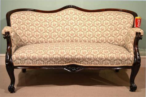 antique victorian settee regent antiques sofas and stools antique victorian