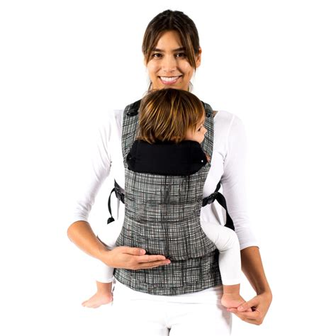 Baby Safe Foldable Baby Carrier scribble beco baby carrier