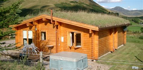 East Log Cabins With Tubs by Log Cabins With Tubs Glenbeag Mountain Lodges