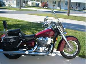 Honda shadow photos