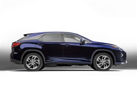 lexus suv 2016 2016 lexus rx 450h price photos reviews safety