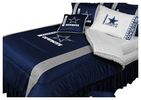 dallas cowboys twin comforter sports coverage dallas cowboys nfl bedding sidelines