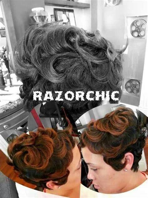 razor chic hair salon image razor chic of atlanta hairstyles pinterest