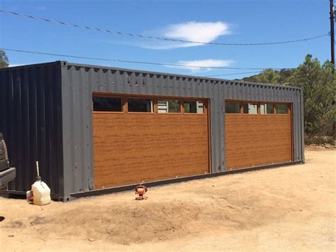 shipping container garage pictures studio design