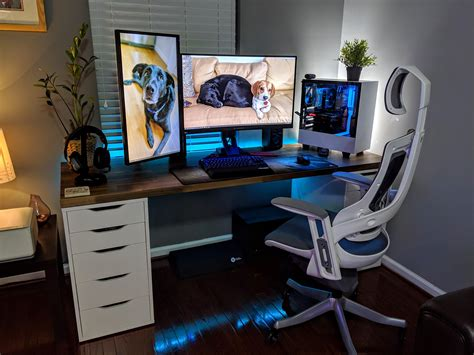 doggos  allowed  top    karlby furniture  images home office setup