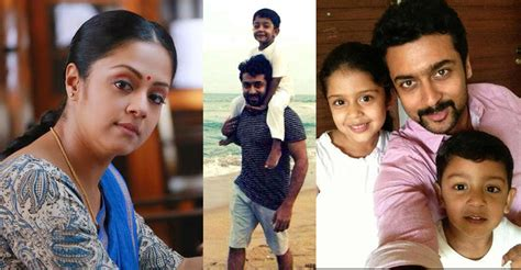 tamil actor jyothika photos surya images with family impremedia net