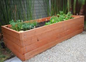 redwood planter box plans plans properties of cedar wood