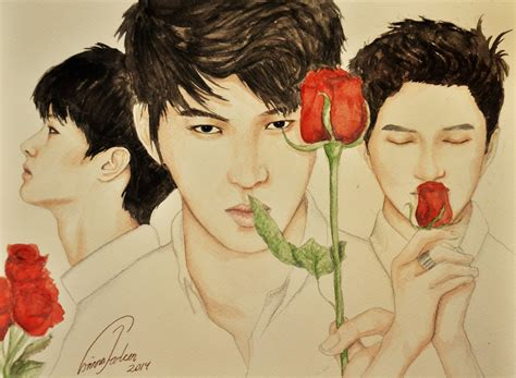 N Drawing Vixx by Vixx Leo Ken And N By Thecorinna On Deviantart