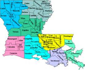Map Of Southern Louisiana by Cajun And Cajuns Genealogy Site For Cajun Acadian And