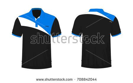 Uniform Template Stock Images Royalty Free Images Vectors Shutterstock Blue Polo Shirt Template