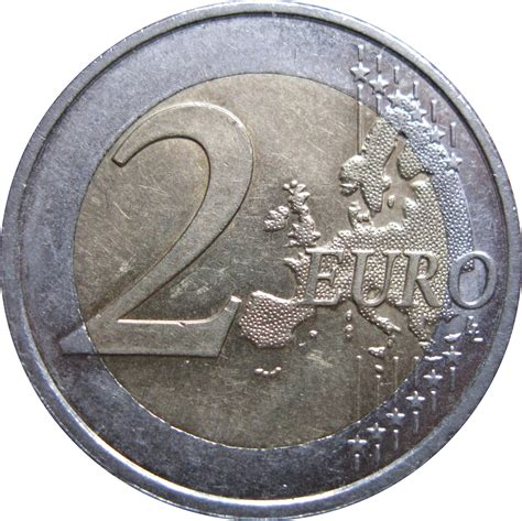 Inverted Living 2 Euro French Presidency Of The Eu France Numista