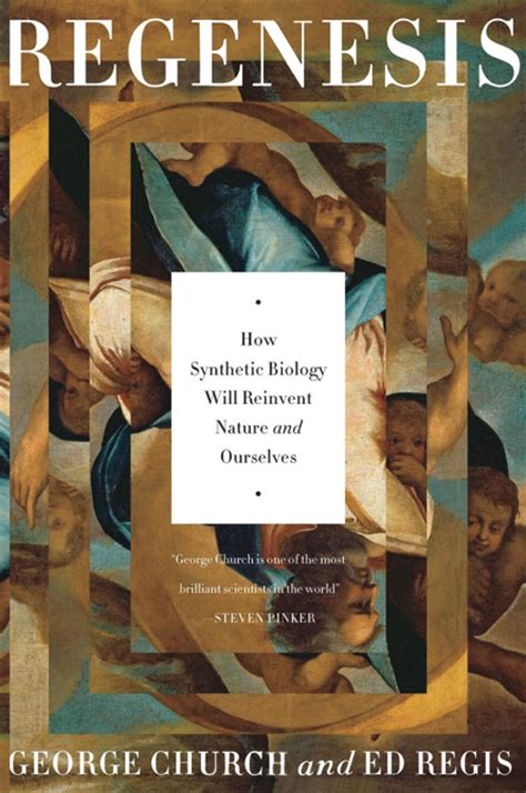 sinthetic books book review regenesis how synthetic biology will