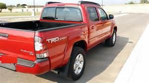 Trocas Toyota Tacoma Toyota Tacoma Trd 4x4 Camionetas En Mexico