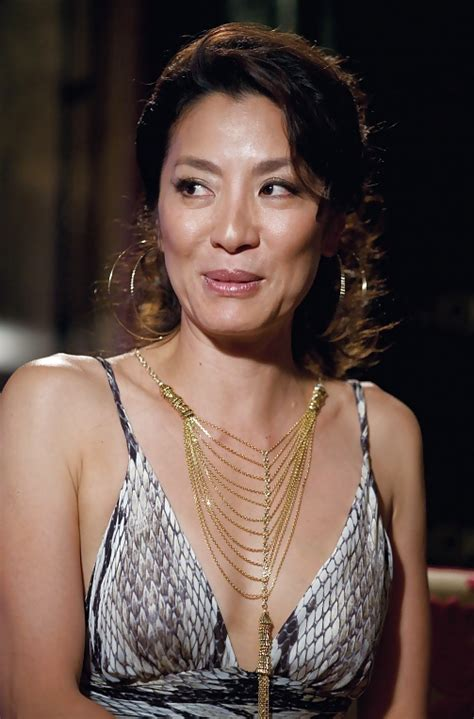 Michelle Yeoh Leaked Cell Phone Photo