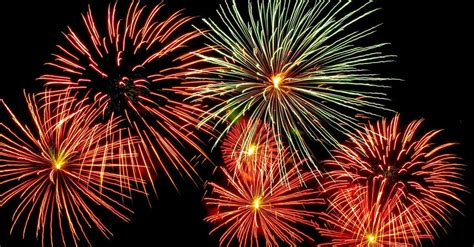 new year july new year s fireworks in is explosion of