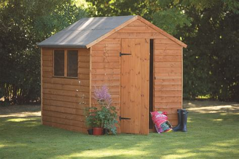 Shed Care by Protect Your Garden This Winter Fencing Direct