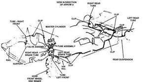 Ford Excursion Brake System Diagram Solved Front Brake Lines Fixya