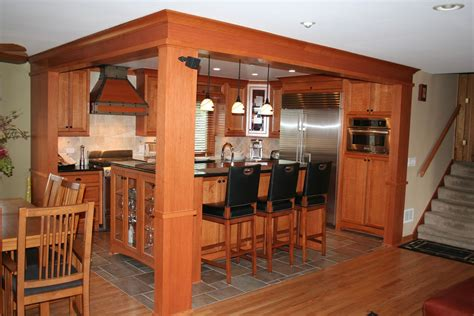 Handmade Oak Kitchens - handmade custom quarter sawn oak kitchen cabinets by jr s