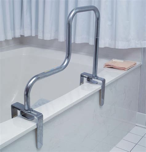bathtub safety rail bathroom wonderful grab bars ideas 20 images gallery about