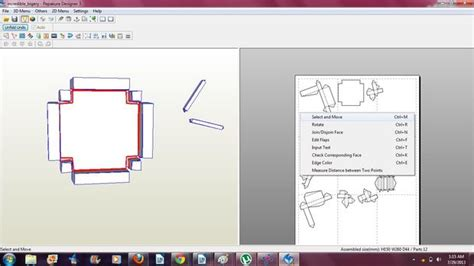 Papercraft Software - design papercrafts with cad software do it yourself