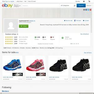 ebay ozbargain ebay com au myshoes0103 deals coupons and vouchers