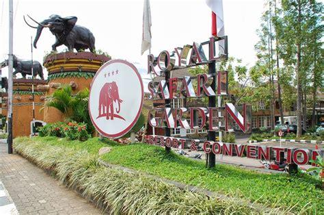 agoda royal safari garden تقرير رحلتي الى اندونيسيا جاكرتا بالي بونشاك في