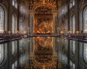 in a baroque style architecture interior design