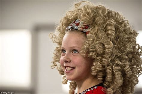 irish curly hair 1 500 irish dancers prepare to battle it out at the