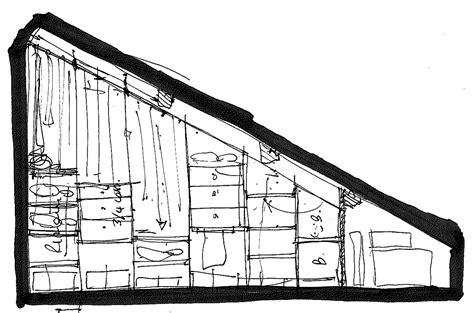 progettare un armadio progettare un armadio in mansarda marcaclacsistema