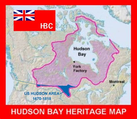 america map hudson bay the voice of vexillology flags heraldry hudson bay