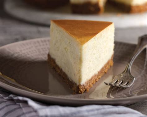is ny style cheesecake refrigerated new york style cheesecake bake from scratch