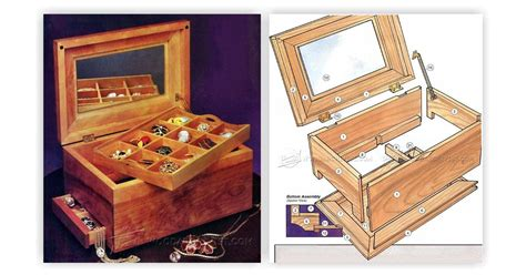 how to make a jewelry box build jewelry box woodarchivist