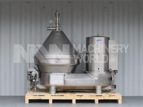 Freezer Gea 300 Liter gea westfalia msd 300 01 076 milk seperator 35 000 l h