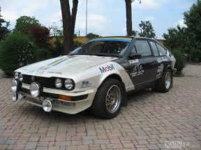 alfa romeo gtv v6 rally cars for sale