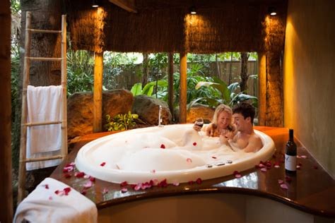 Cottages For Couples With Tubs by Witches Falls Cottages Cottages For Couples